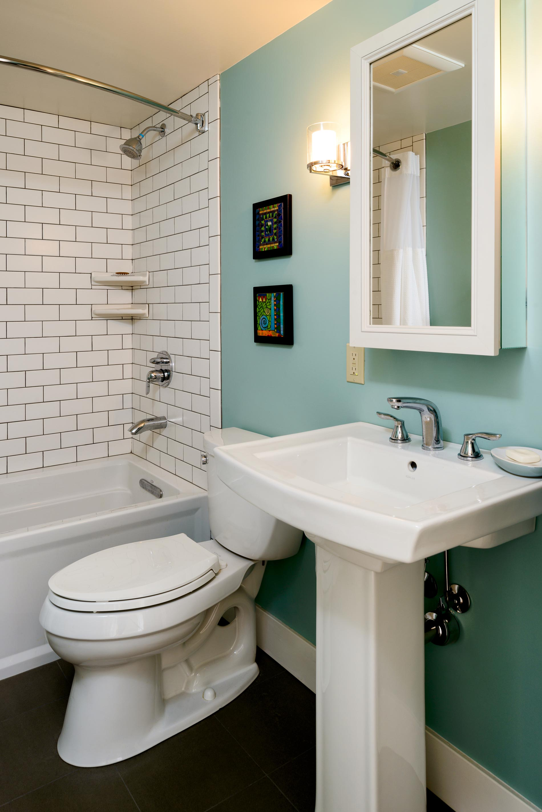 Don't forget your guests! – Guest Bathroom Remodel, Fargo