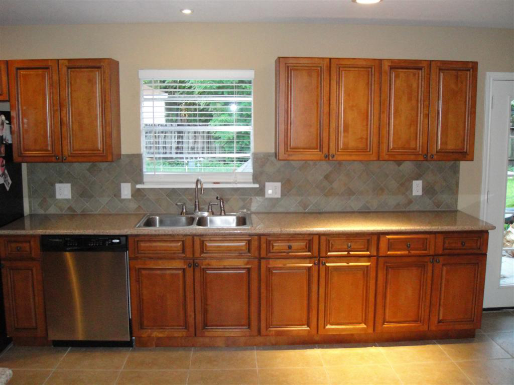 Beautiful is simple northern valley construction for Basic kitchen remodel ideas